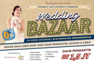 Wedding Bazaar