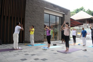 Fun Fearless Friday at Samasta Lifestyle Village