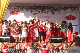 Early Christmas Party with Childrens House