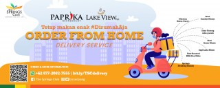 Order From Home Delivery Service