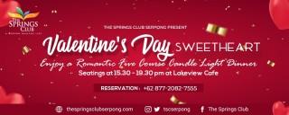 Romantic Valentine Dinner
