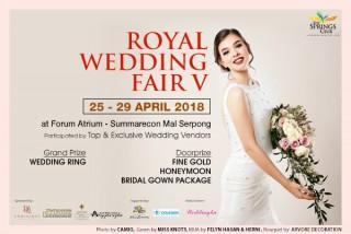 Royal Wedding Fair V