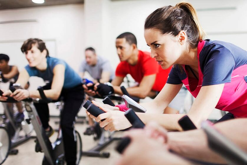 Turunkan Kadar Kolesterol dengan Olahraga