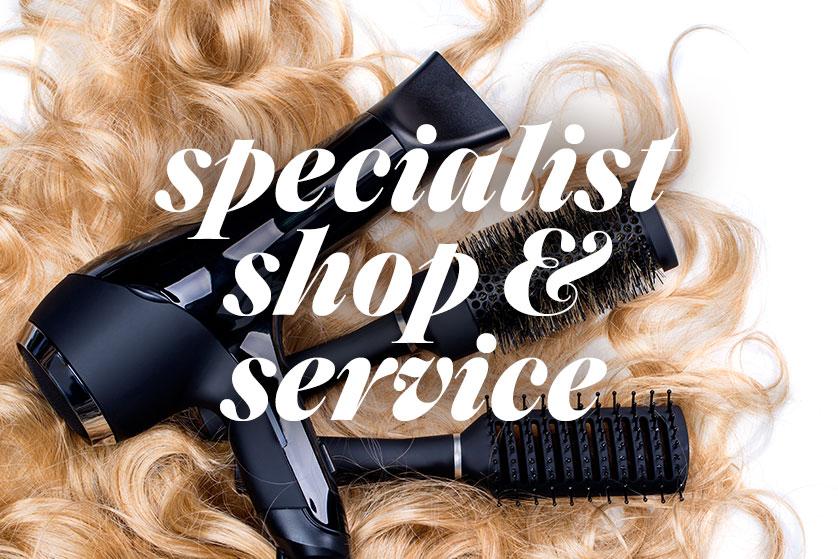 3569d482b3c Specialist Shop   Services
