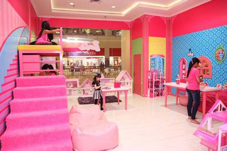 Rumah Berby Playroom Mal Kelapa Gading
