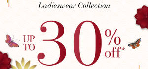 Chinese New Year Ladieswear Collection
