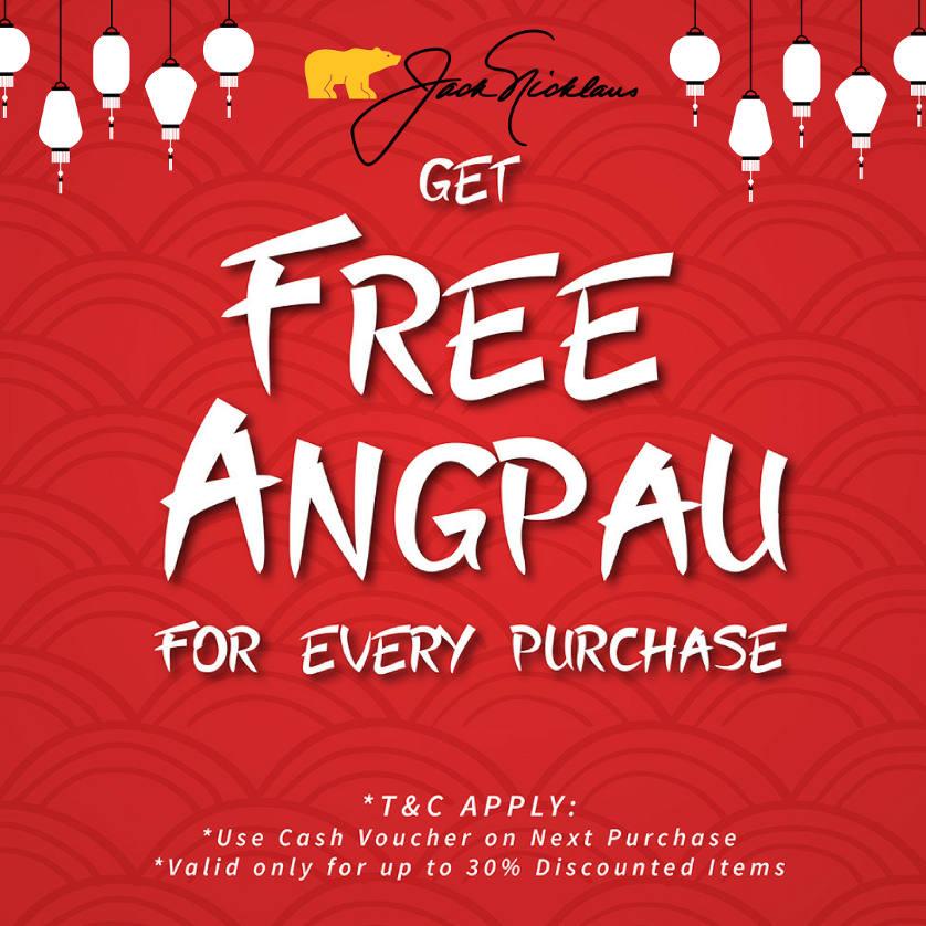 Get Free Angpau