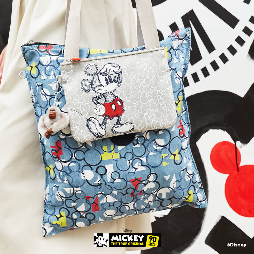 Sogo Kipling Mickey Collection