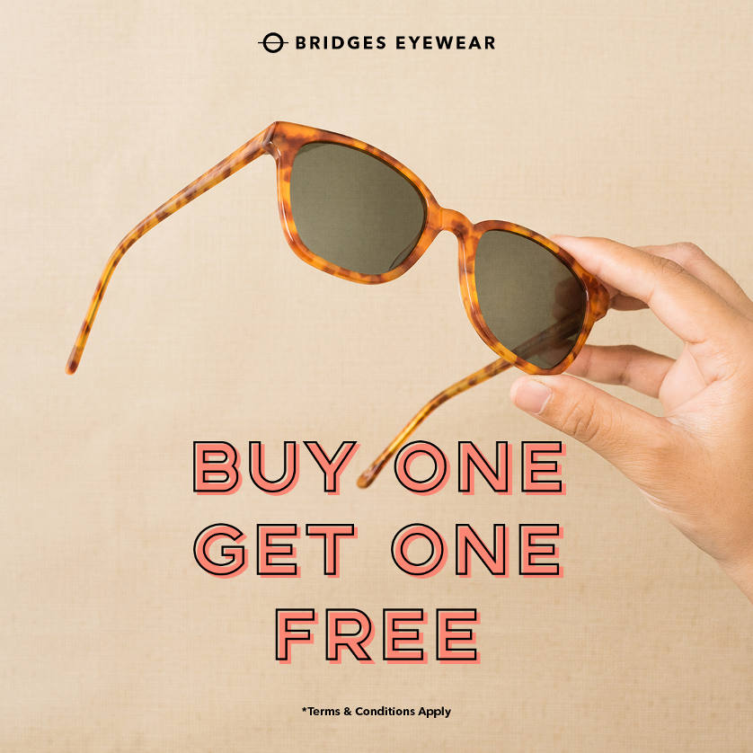 Buy 1 Get 1 Free at our store!