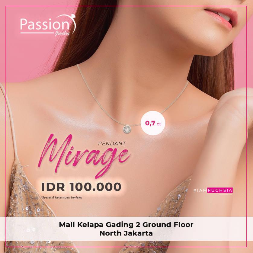 Mirage Pendant