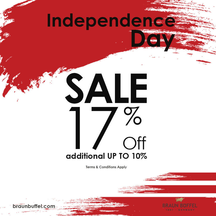 Special 17% off