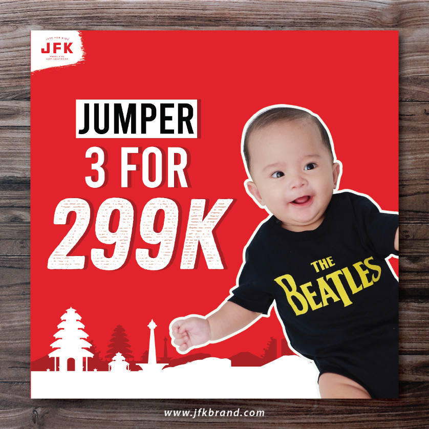 Special Price For 3 Jumper