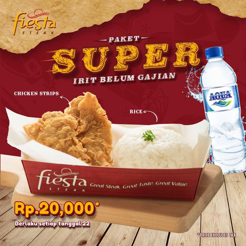 Paket Super Irit