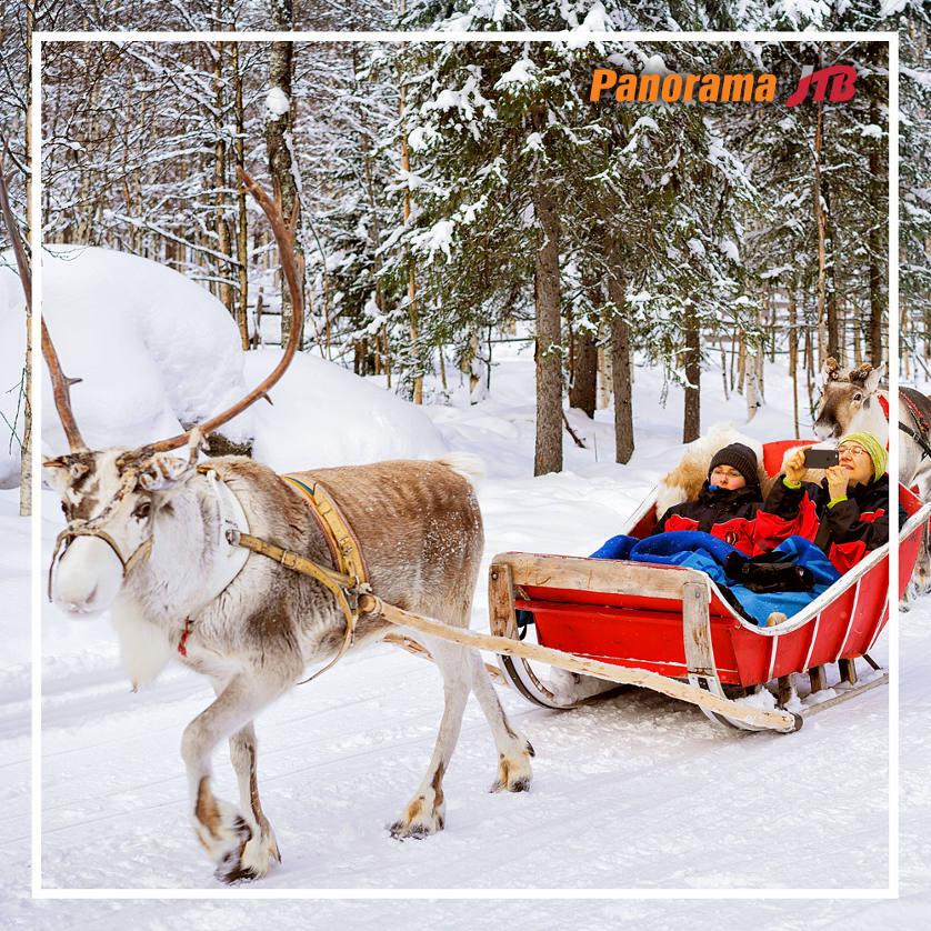 Jelajah Rovaniemi