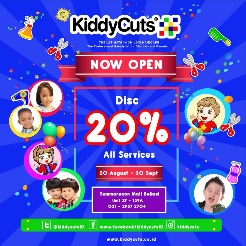 KiddyCuts Opening Promo
