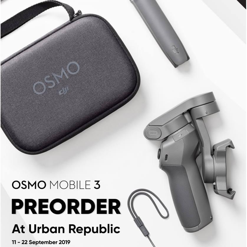 Pre -Order Osmo Mobile 3