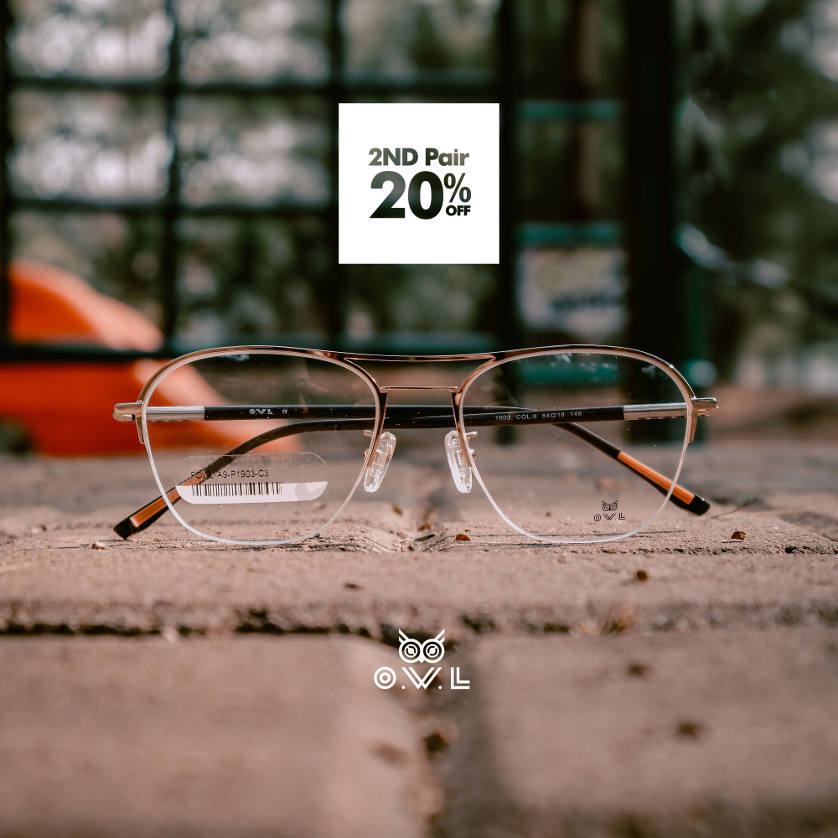 New Glasses Collection