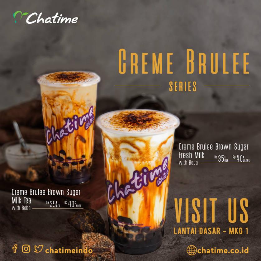 Creme Brulee Series