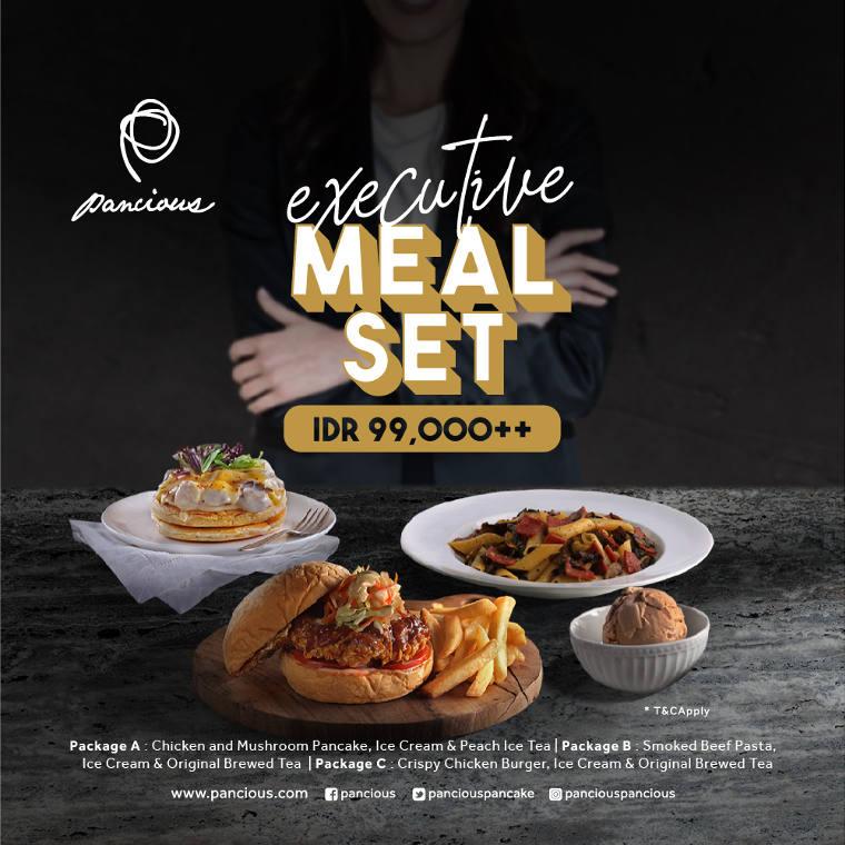 Executive Meal Set