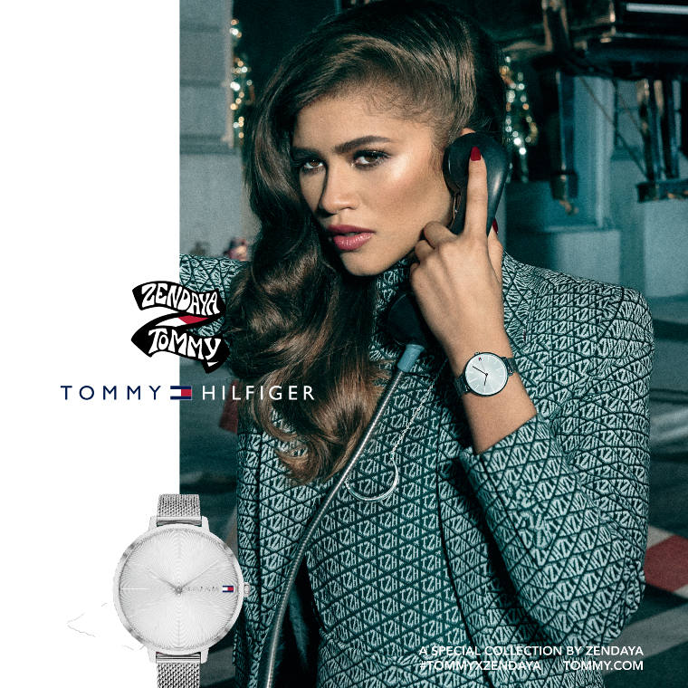 New Collection Tommy X Zendaya