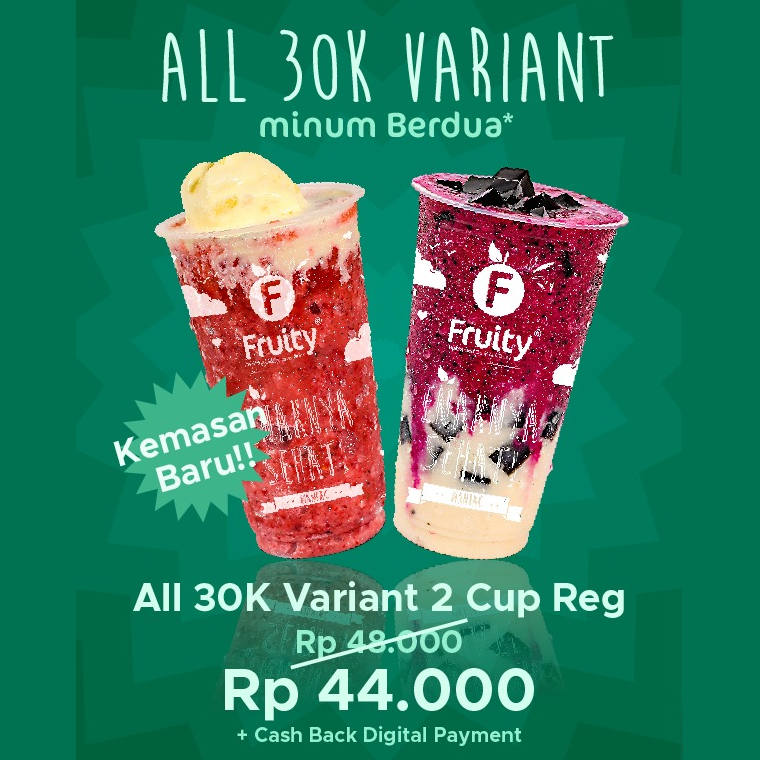 Only 30K For 2 Cup All Variant