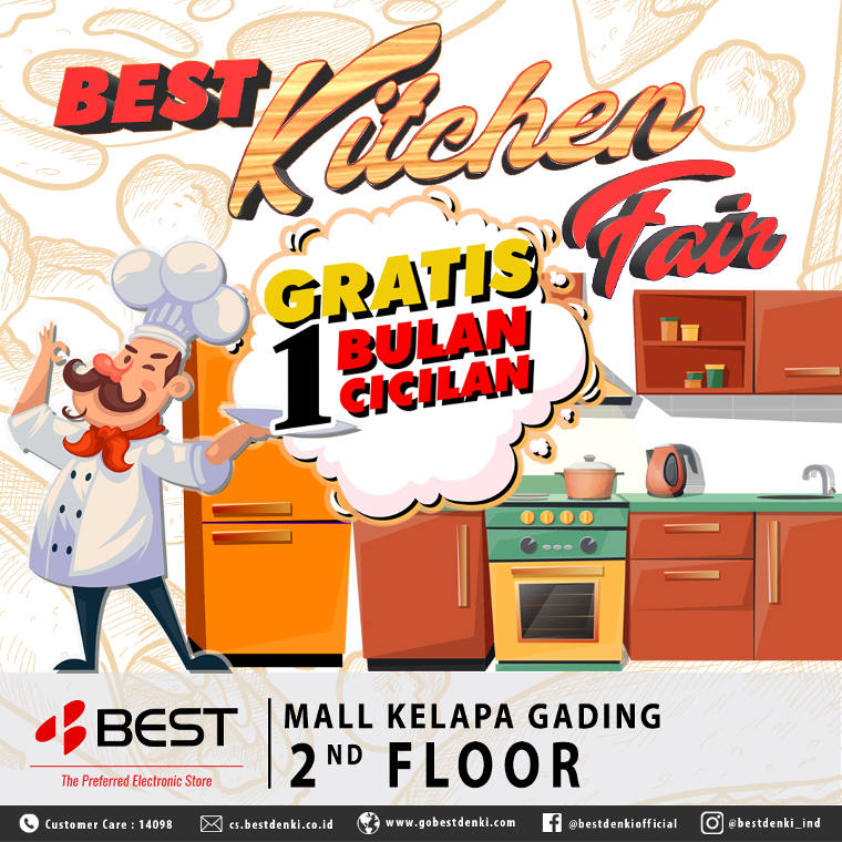 Best Kitchen Fair!