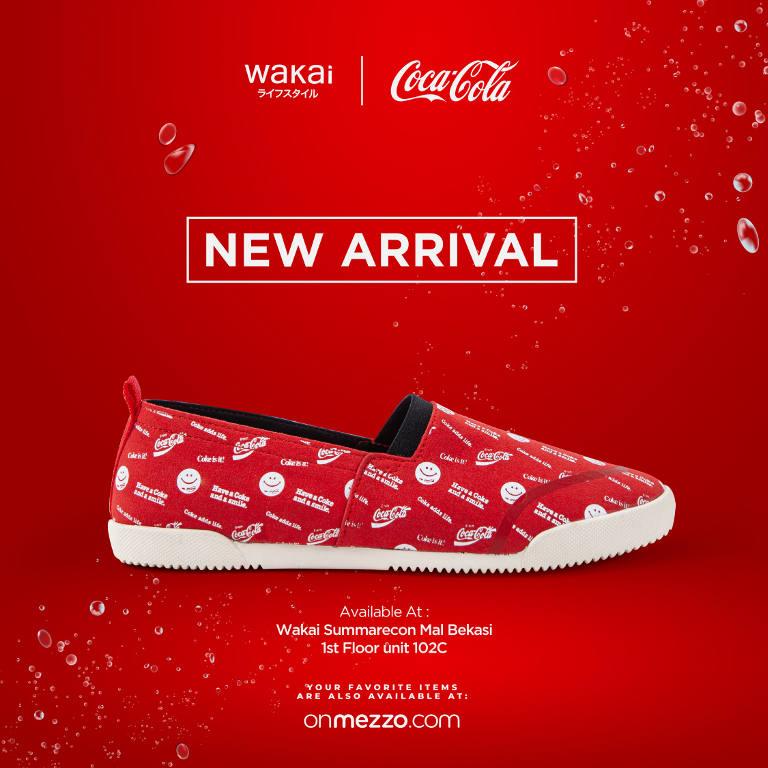 Wakai Coca Cola