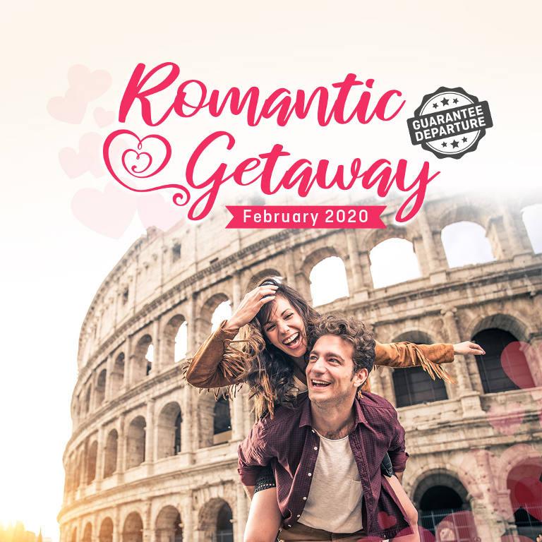 Romantic Getaway!