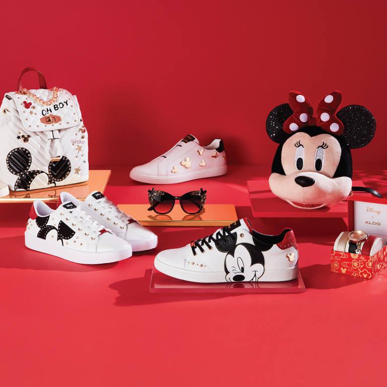 Aldo X Disney Collection