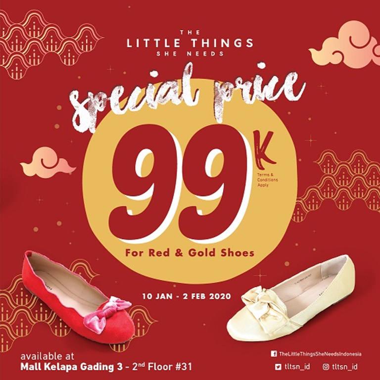 Get Special Price 99K!