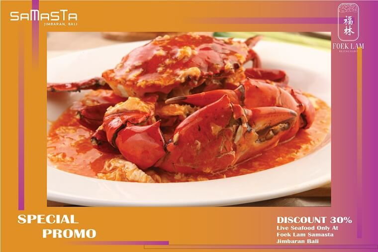 DISC 30% Live Seafood