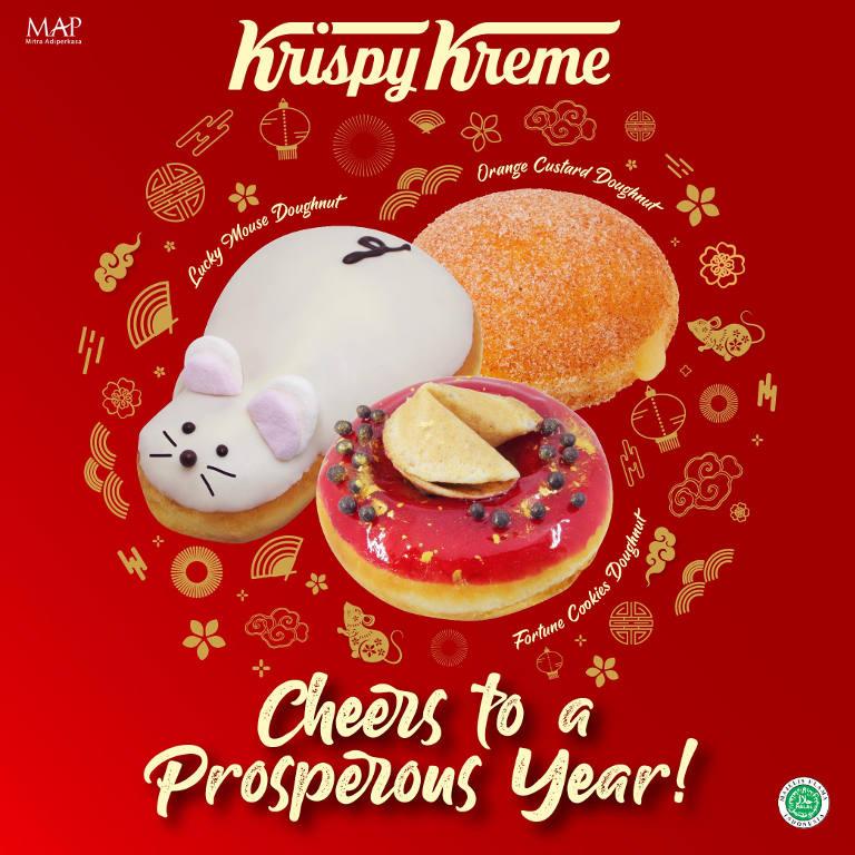 Special Edition Doughnut