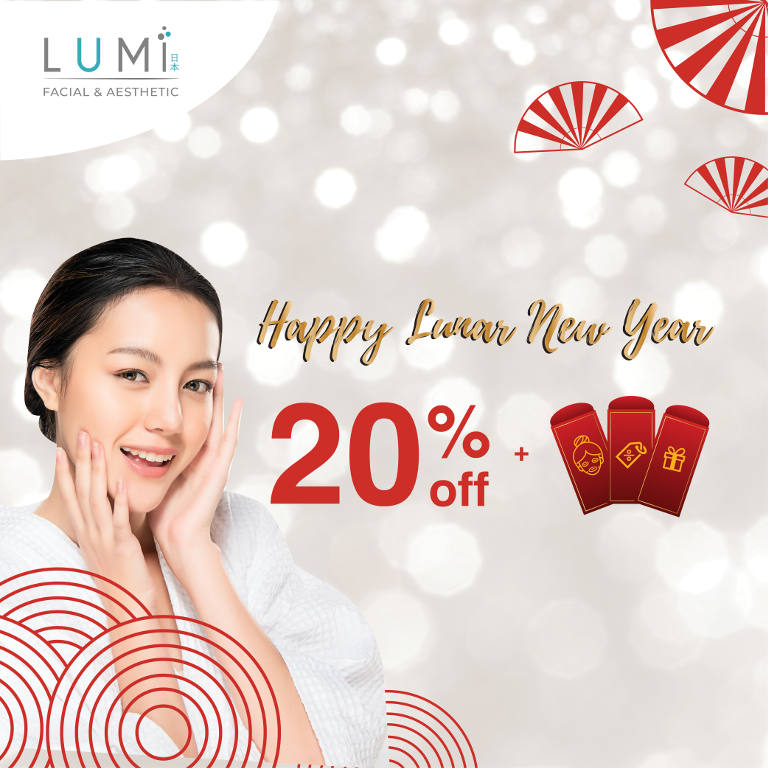 Lunar New Year Promo