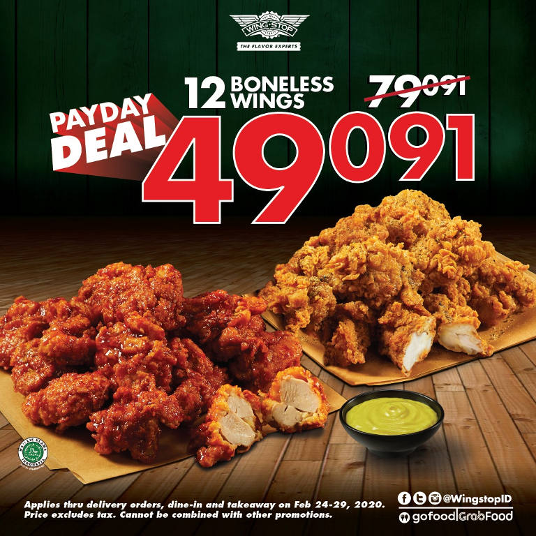 Payday Deal!