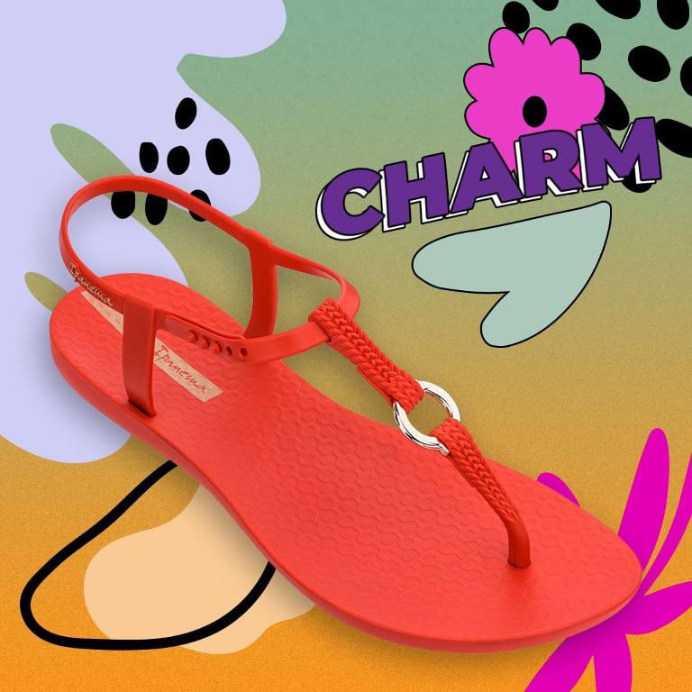 Sandal Ipanema Charm!