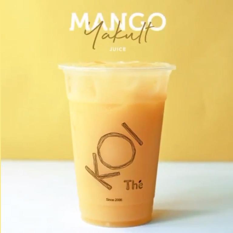 Mango Yakult Juice