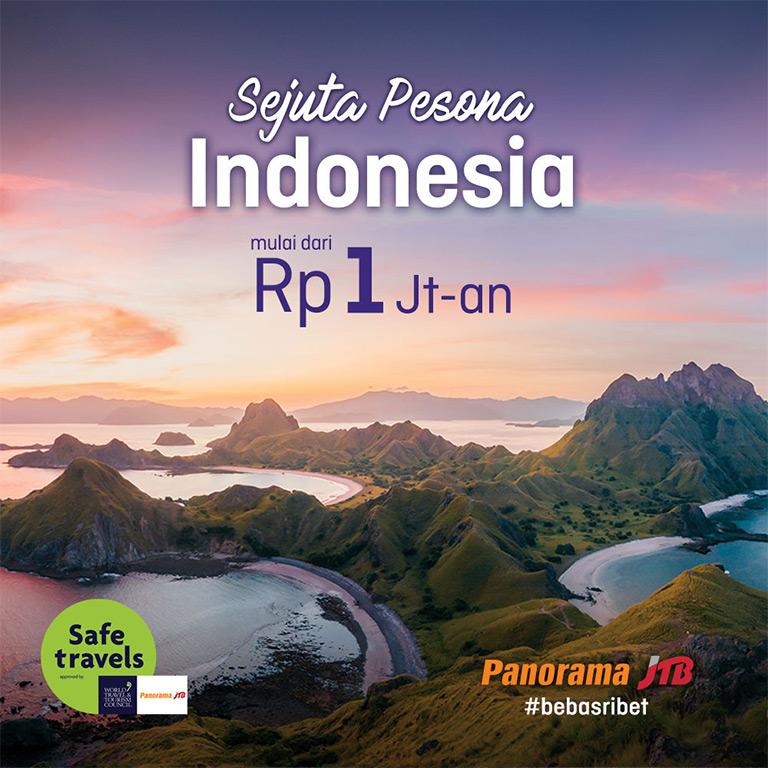 Sejuta Pesona Indonesia