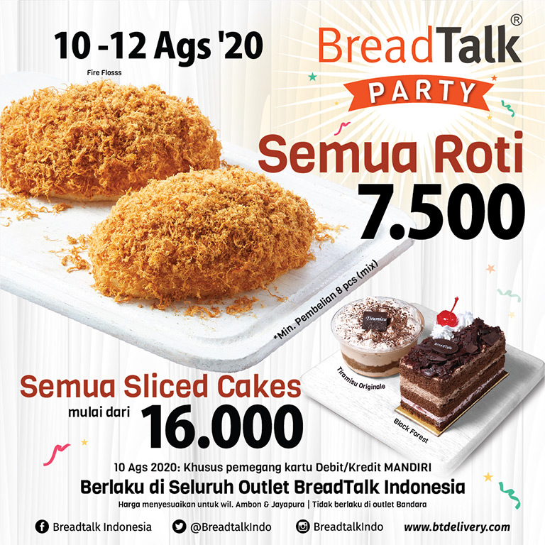 BreadTalk Party