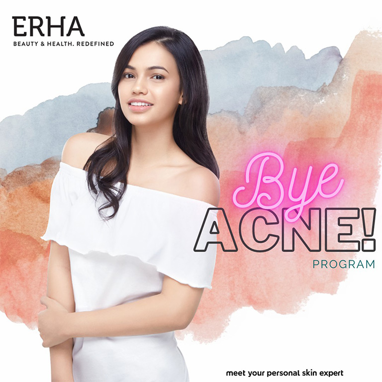 ERHA BYE Acne! Program