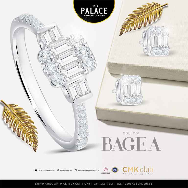 The Palace BAGEA Collection