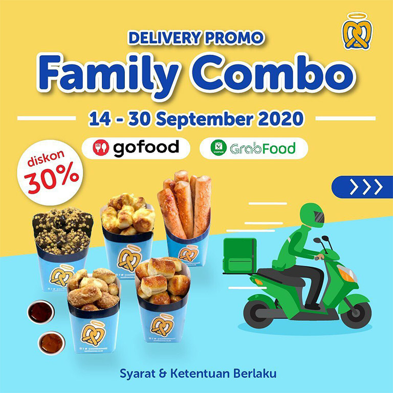 Delivery Promo Family Combo