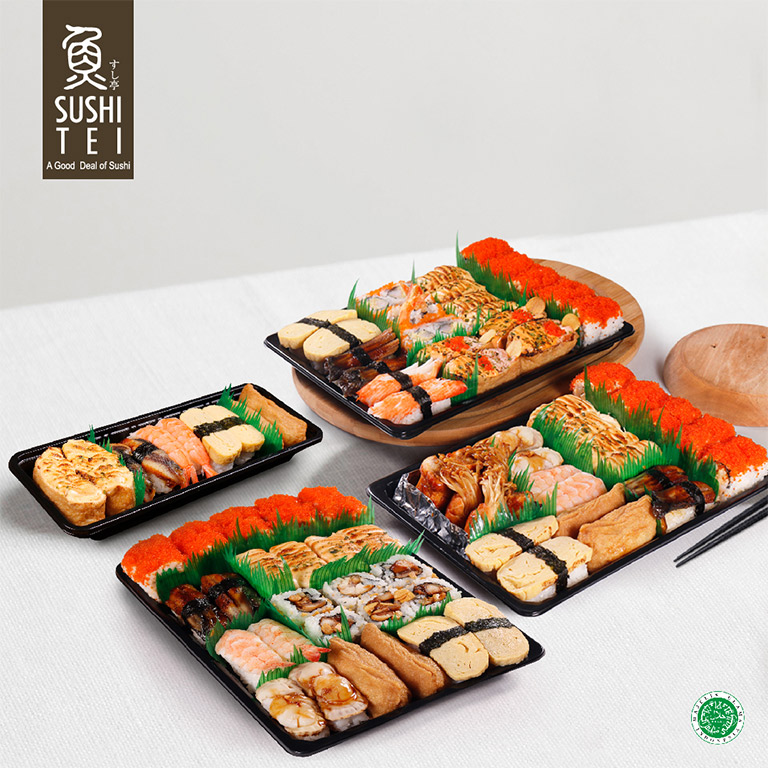Save up to 45% for the mini platter