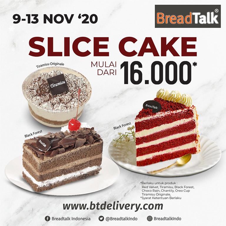 Slice Cake StartFrom 16K