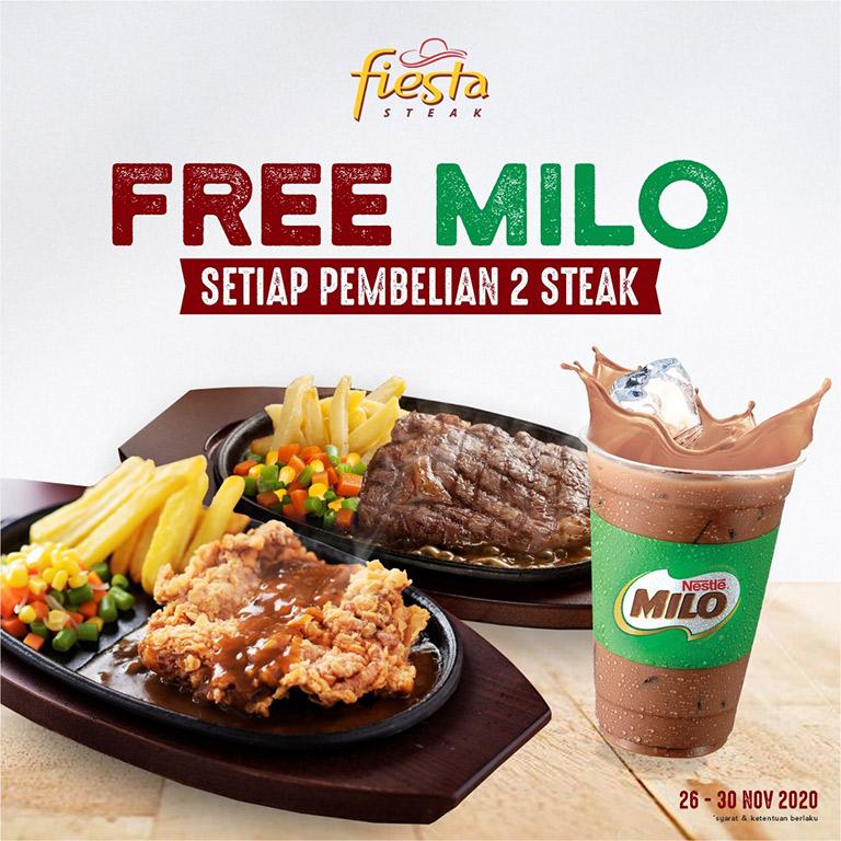 Free MILO