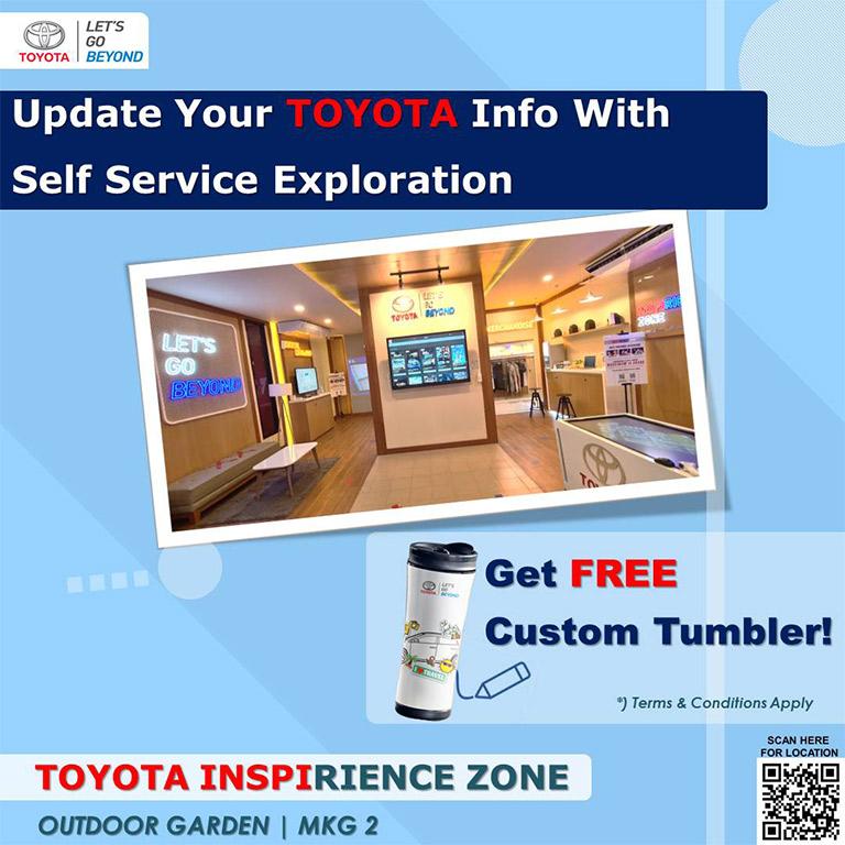 Get Free Custom Tumbler!