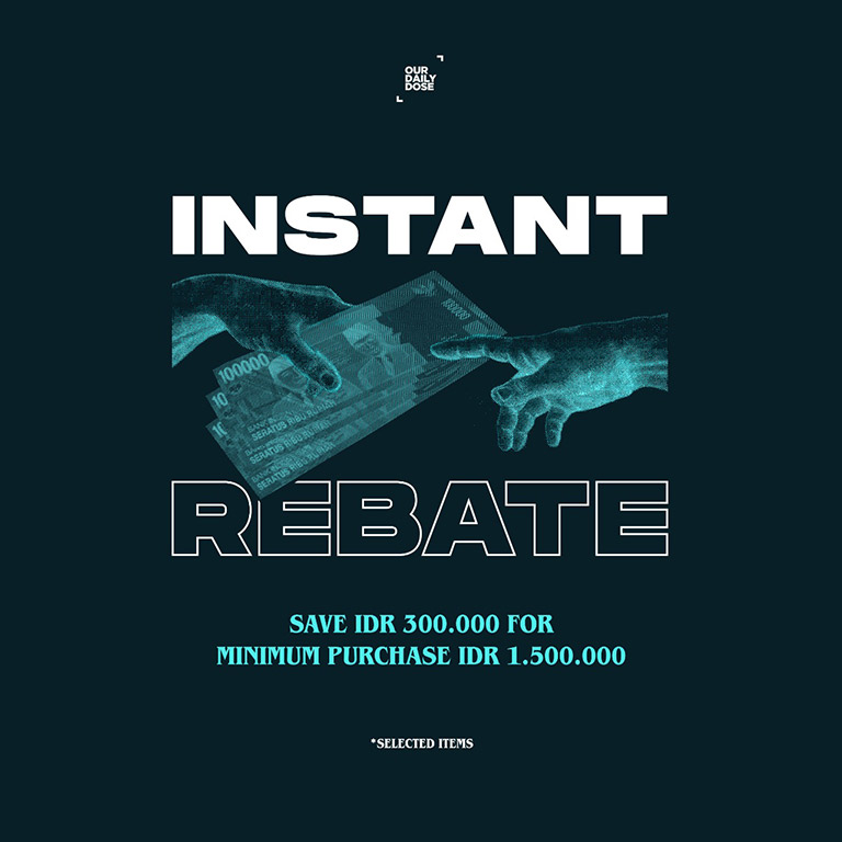 Thumb Our Daily Dose Instant Rebate 300k