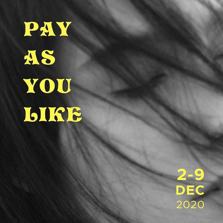 Pay as you like