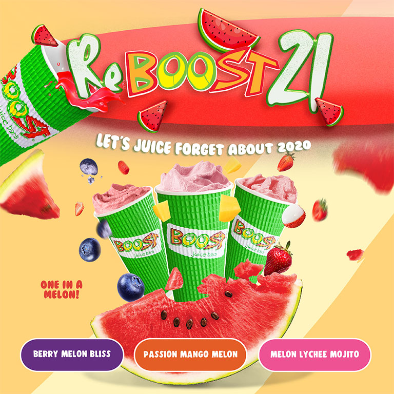 BOOST Juice Bar Reboost21