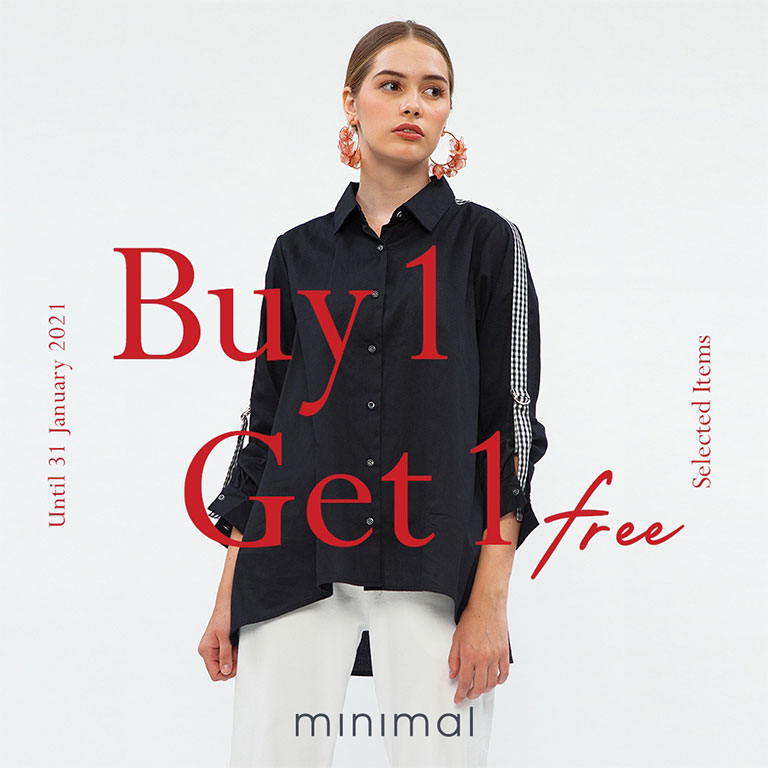 Watch Zone Buy 1 Get 1 Free on selected items
