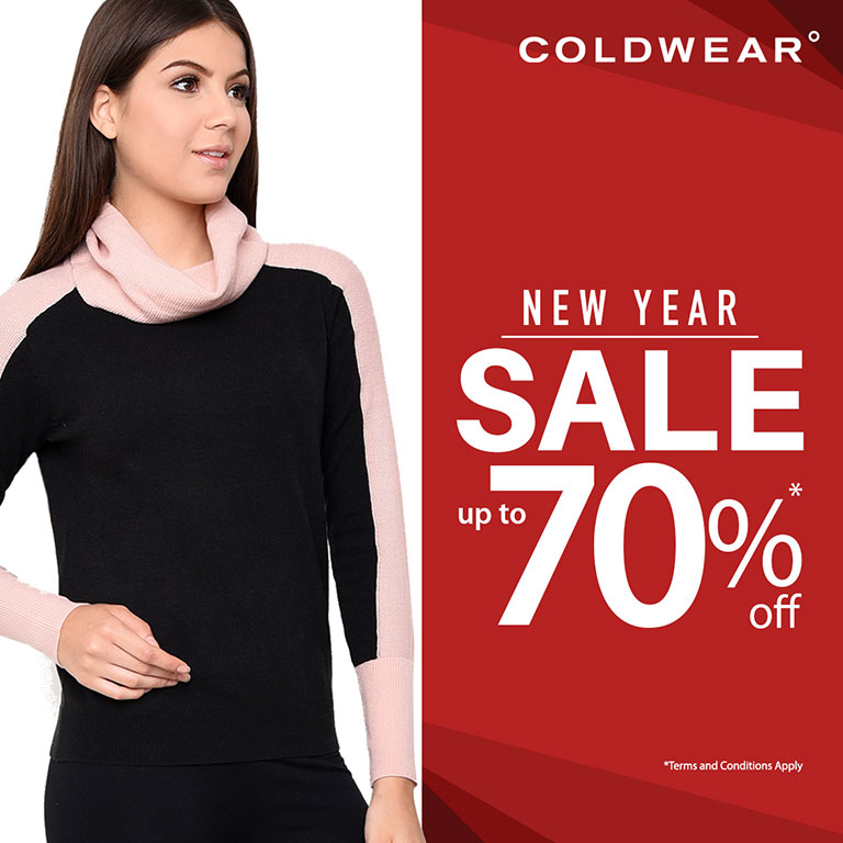 Coldwear SALE up to 70% *off